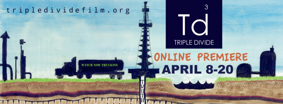 Triple Divide Premieres Online for 13 Days