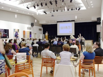 Audience Shocked by Triple Divide Fracking Documentary in Erie, PA