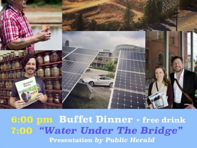 Crittenden Hosts Dinner Presentation With Journalists on National Tour